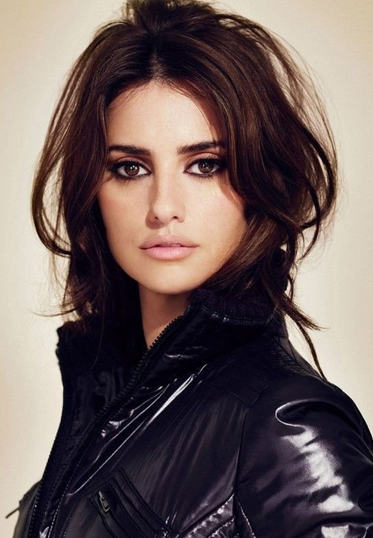 New Stylish Daily Haircut Messy Faux Bob Penélope Cruz Ideas With Pictures