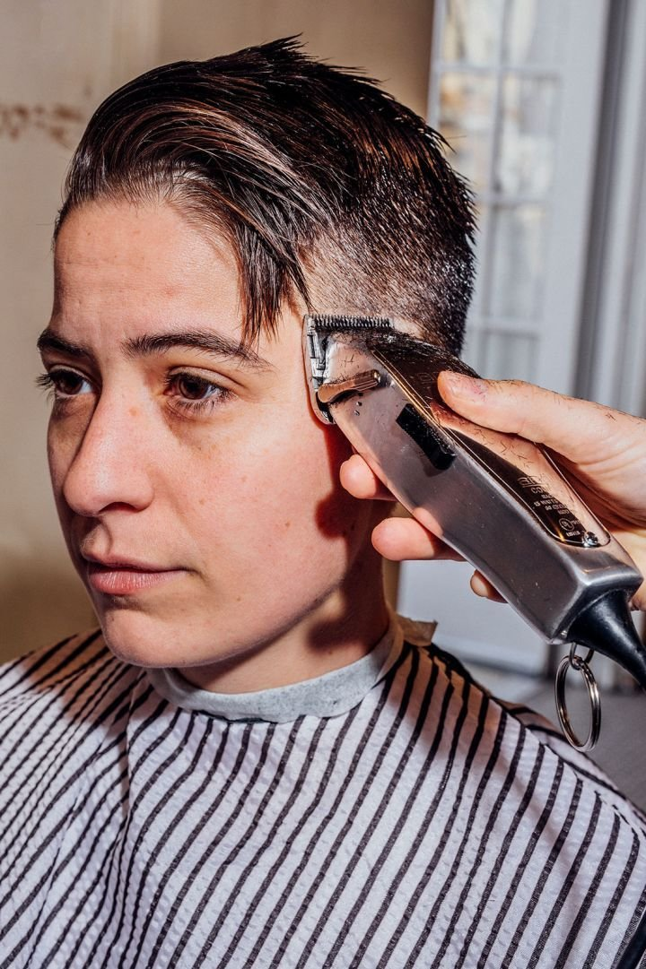 New Womens Barber Shop Haircuts Ideas With Pictures