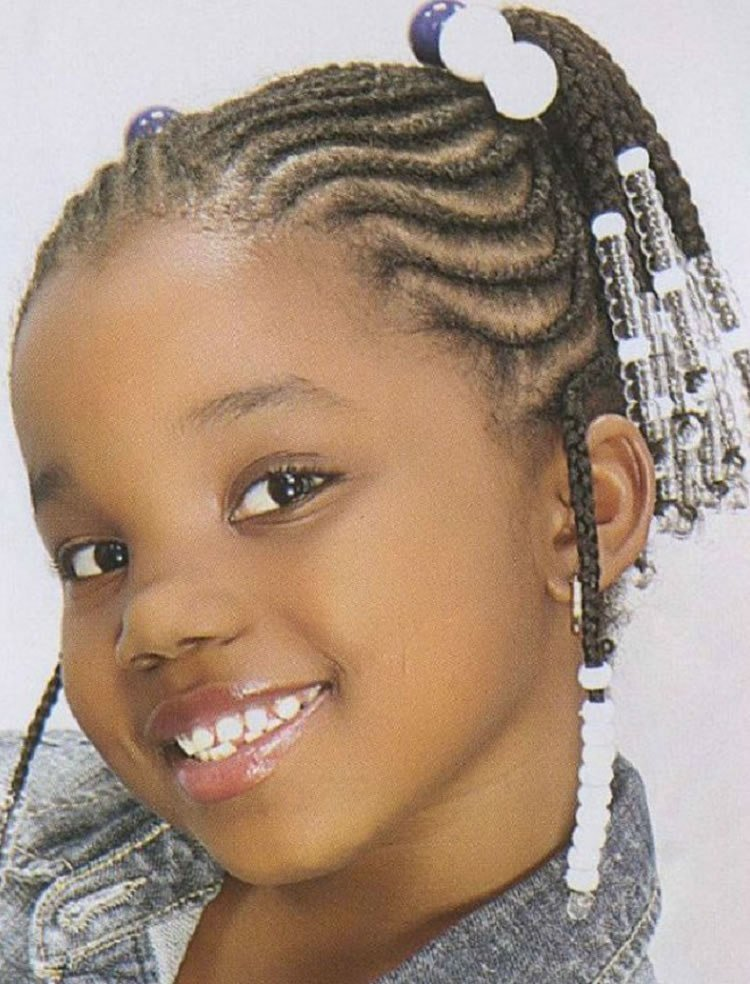 New Black Little Girl's Hairstyles For 2017 2018 71 Cool Ideas With Pictures