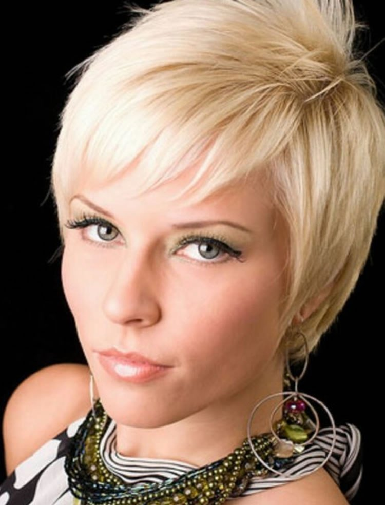 New Trendy Short Pixie Haircuts For Women 2018 2019 – Hairstyles Ideas With Pictures