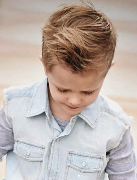 New 10 Year Old Boy Haircuts 2018 Mr Kids Haircuts Ideas With Pictures