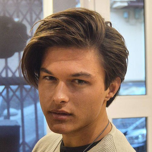 New 25 Best Medium Length Hairstyles For Men 2019 Guide Ideas With Pictures