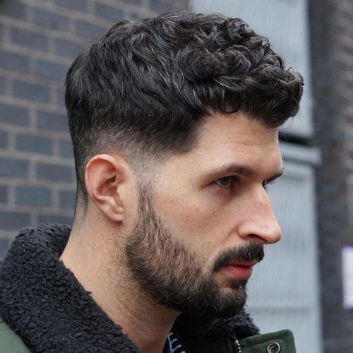 New 50 Best Curly Hairstyles Haircuts For Men 2019 Guide Ideas With Pictures