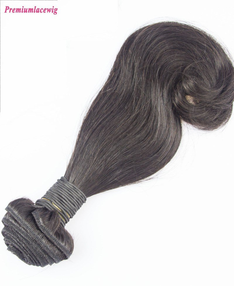 New Indian Funmi Hair Bundles 1 Bundle Natural Color 16Inch Ideas With Pictures