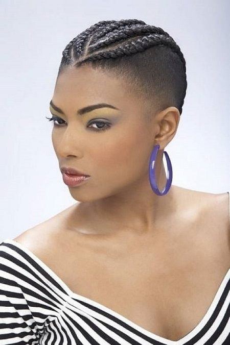 New 101 Short Hairstyles For Black Women Natural Hairstyles Ideas With Pictures Original 1024 x 768