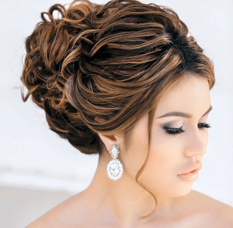 New 30 Creative And Unique Wedding Hairstyle Ideas Modwedding Ideas With Pictures