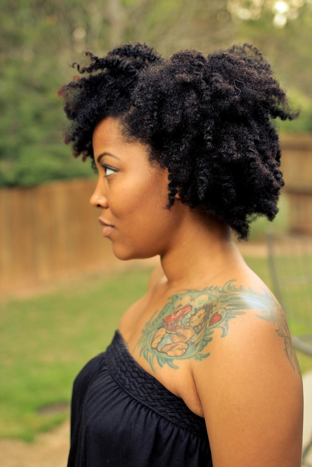 New 20 Natural Hairstyles At Every Stage Magment Ideas With Pictures