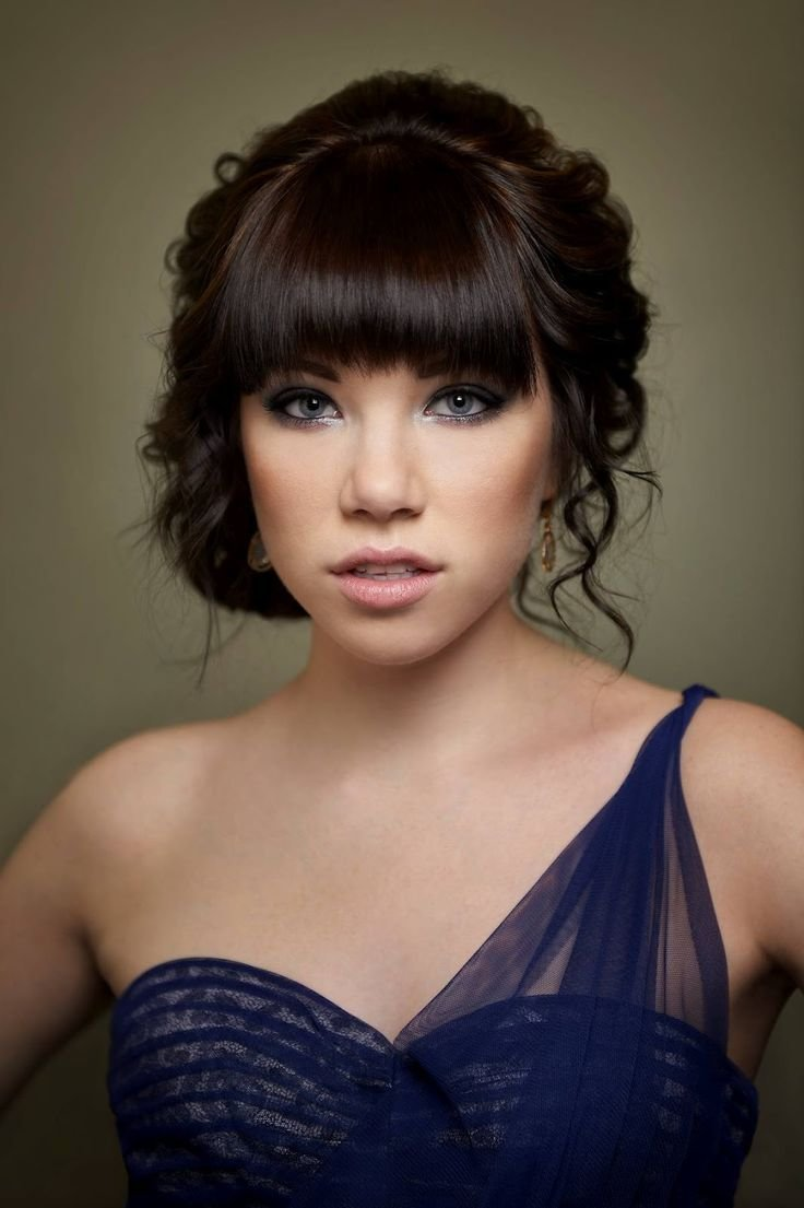 New 39 Romantic Wedding Hairstyles With Bangs Magment Ideas With Pictures