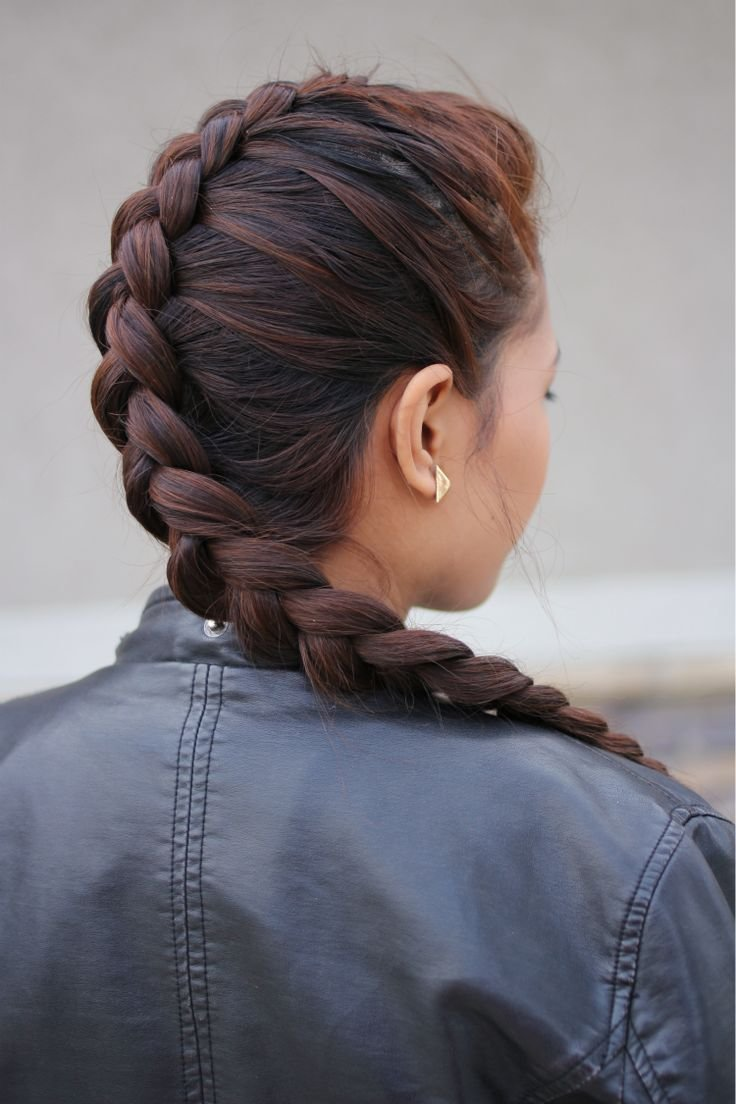 New 17 Stunning Dutch Braid Hairstyles With Tutorials Pretty Ideas With Pictures