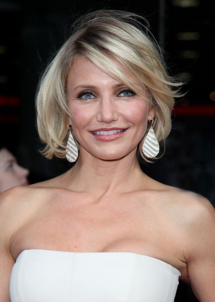 New 17 Fabulous Cameron Diaz Hairstyles Pretty Designs Ideas With Pictures