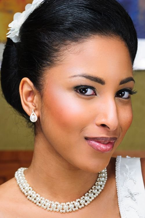 New 15 Awesome Wedding Hairstyles For Black Women Pretty Designs Ideas With Pictures