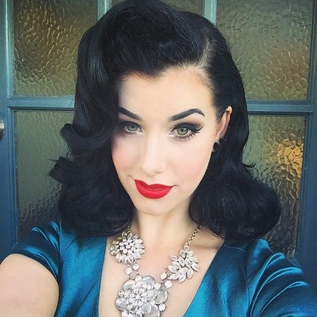 New 20 Elegant Retro Hairstyles 2019 Vintage Hairstyles For Women Pretty Designs Ideas With Pictures