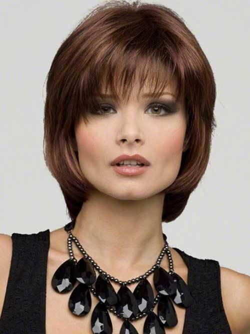 New 15 Medium Length Bob With Bangs Bob Hairstyles 2018 Ideas With Pictures