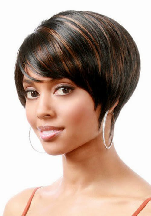 New 33 Exotic African American Short Hairstyles Cool Ideas With Pictures Original 1024 x 768