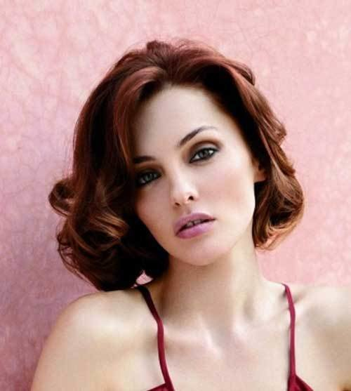 New Best Short Haircut For Wavy Hair Short Hairstyles 2017 2018 Most Popular Short Hairstyles Ideas With Pictures