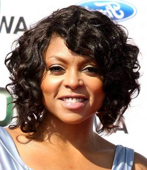 New Short Hairstyles For Black Women With Round Faces Short Ideas With Pictures