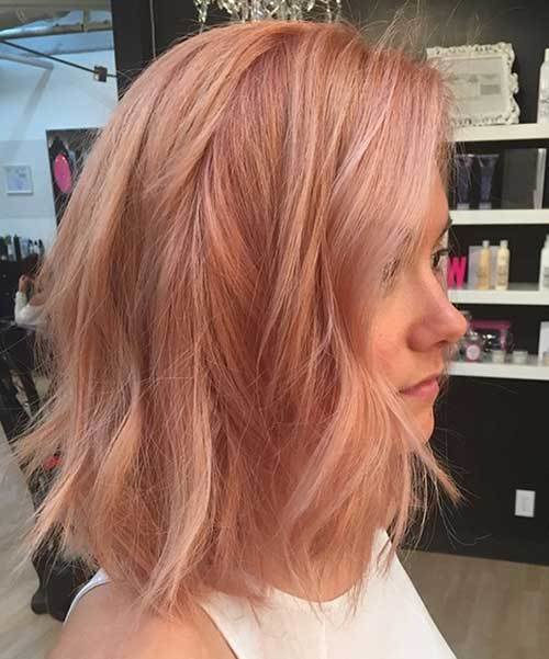 New 25 Bob Hair Color Ideas Short Hairstyles 2018 2019 Ideas With Pictures Original 1024 x 768