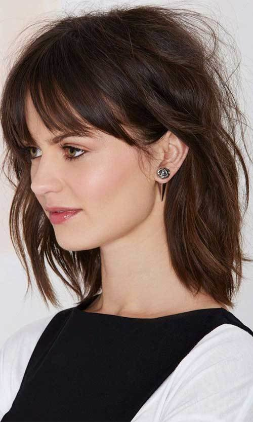 New 20 Best Short To Medium Length Haircuts Short Hairstyles Ideas With Pictures