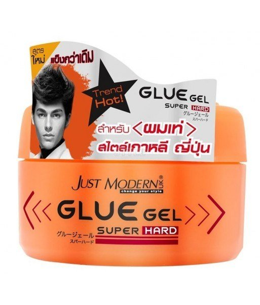 New Styling Glue Gel Super Hard Just Modern Uk Change Your Ideas With Pictures