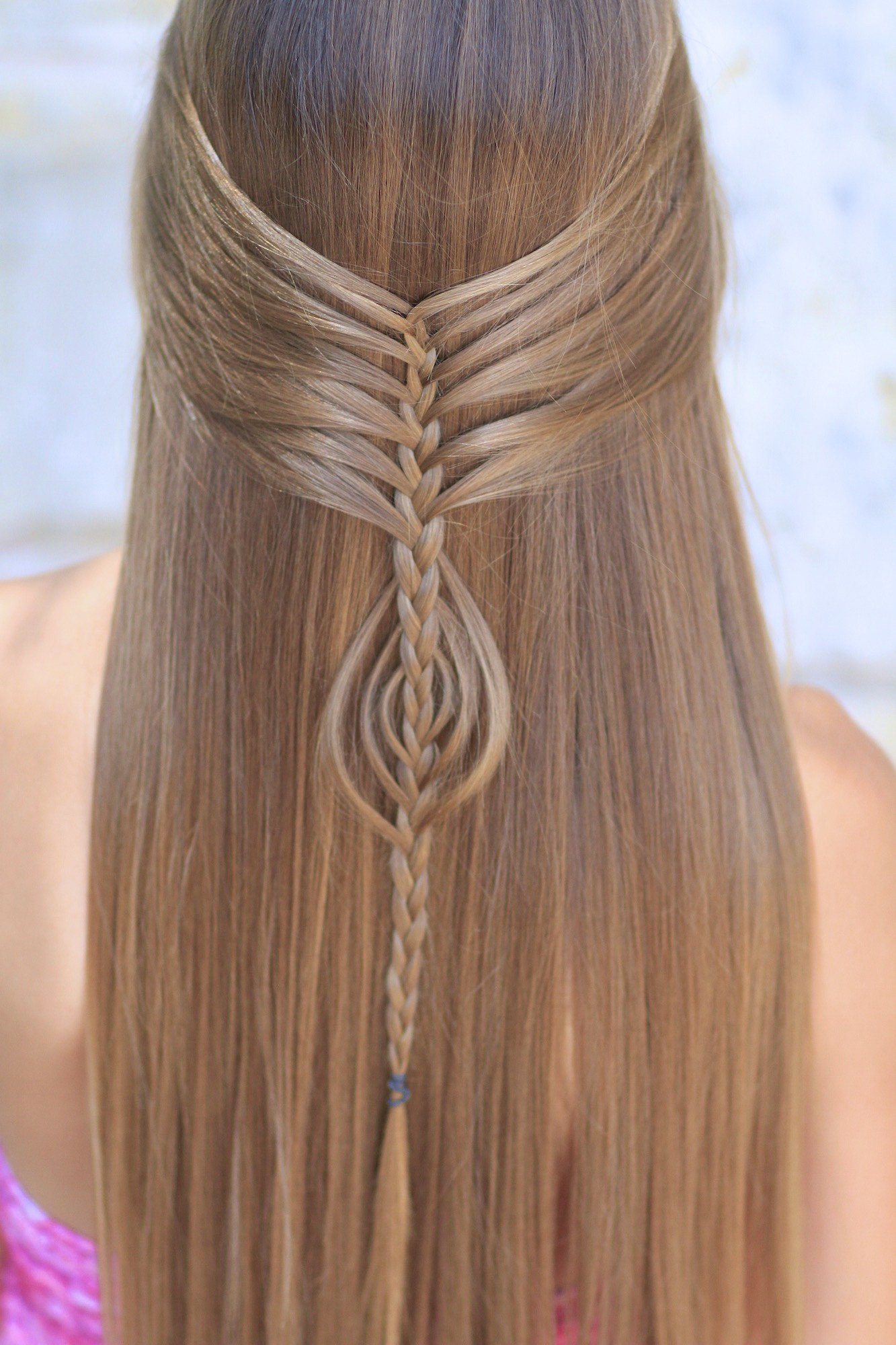 New Mermaid Braid Combo Cute Girls Hairstyles Ideas With Pictures