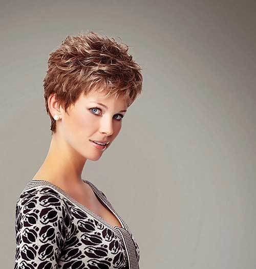 New 30 Best Short Layered Hairstyles Short Hairstyles Ideas With Pictures