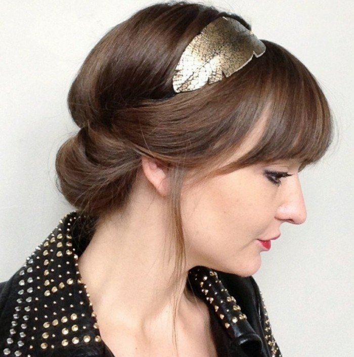 New Stylish Ideas Inspiring Hairstyles With Headband – Fresh Ideas With Pictures