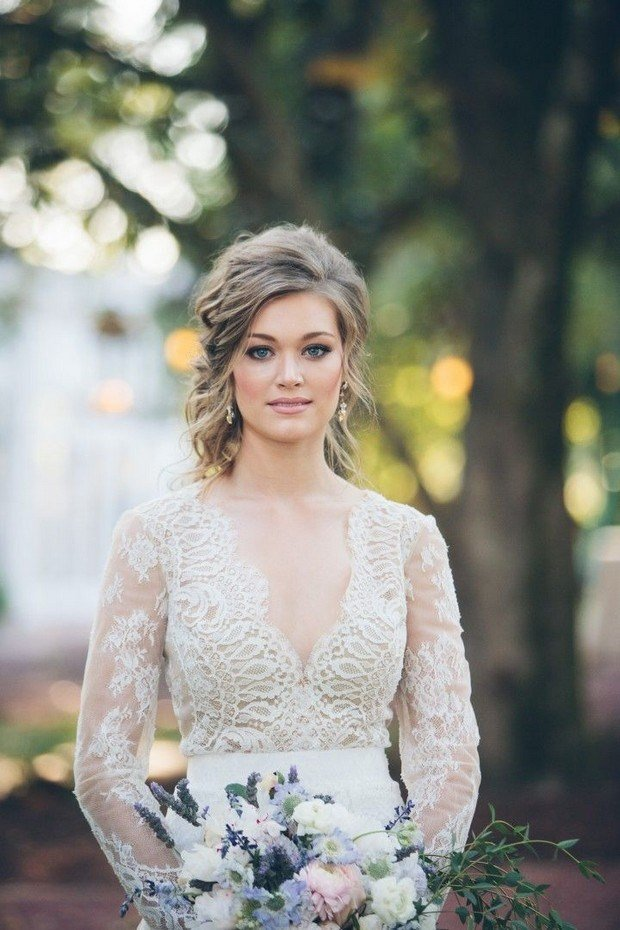 New 16 Seriously Chic Vintage Wedding Hairstyles Weddingsonline Ideas With Pictures