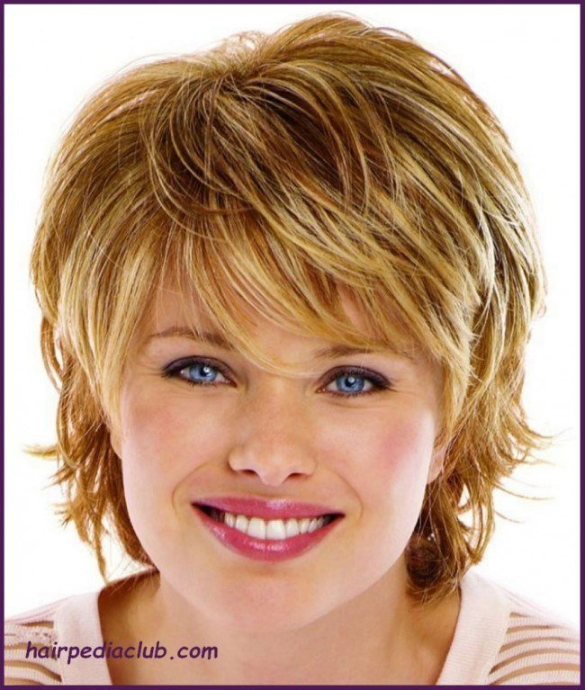 New 5 Short Haircuts For Fine Hair And Round Faces Ideas With Pictures