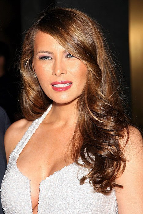 New A Look At Melania Trump S Best Hairstyles To Date Photo 4 Ideas With Pictures