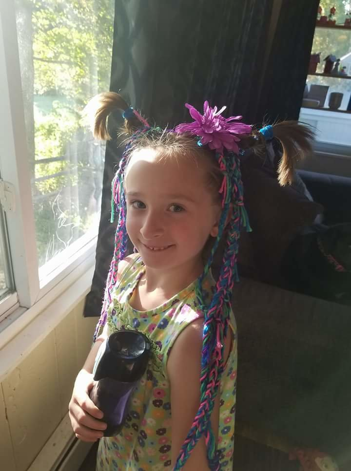New 40 Fabulous Girl Halloween Hair Ideas To Try This Halloween Ideas With Pictures