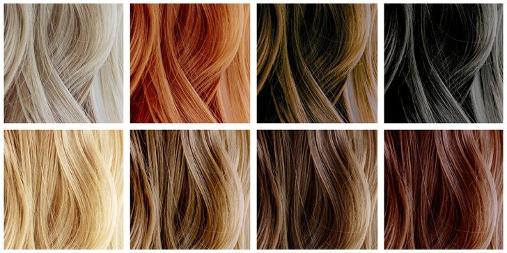 "New ""What's The Best Hair Color For Your Skin Tone "" Quiz Ideas With Pictures"