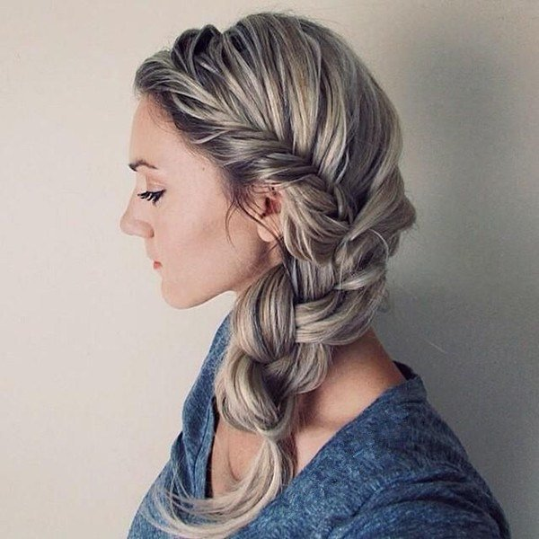New 8 Romantic French Braided Hairstyles For Long Hair You Ideas With Pictures