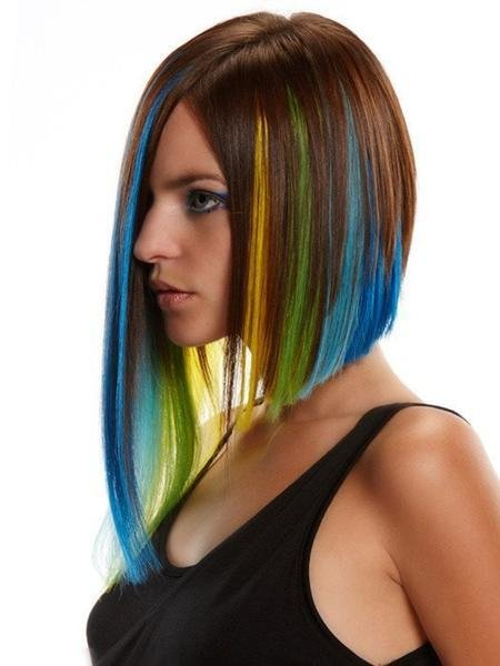 New Colored Hair Extensions Hairpieces Wigs Hair Ideas With Pictures