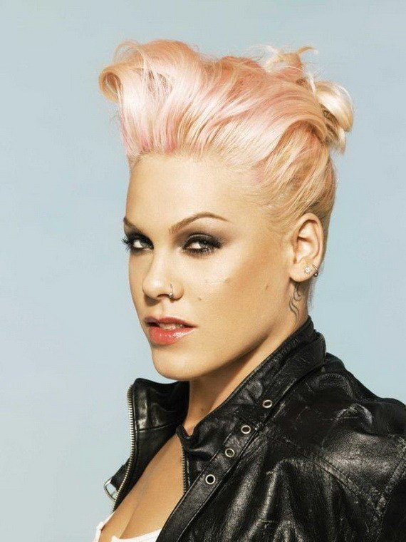 New Pink Hairstyles Ideas With Pictures