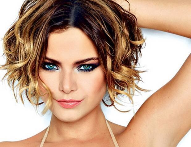New Most Endearing Hairstyles For Fine Curly Hair Fave Ideas With Pictures