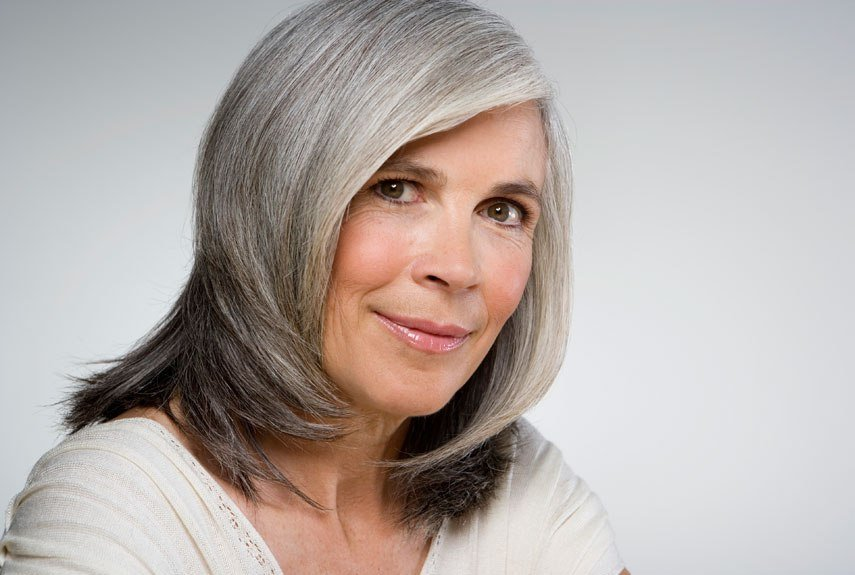 New Coloring Gray Hair Gray Hair Solutions Going Gray Ideas With Pictures