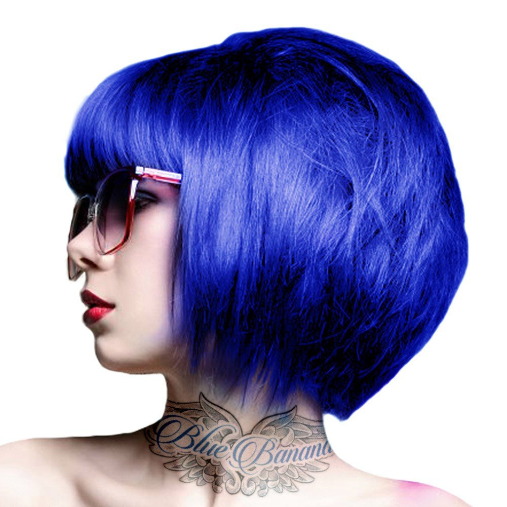 New Semi Permanent Hair Color Blue Hair Colors Idea In 2019 Ideas With Pictures
