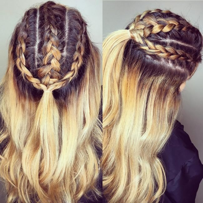 New 60 Cute Easy Half Up Half Down Hairstyles Wedding Prom Ideas With Pictures