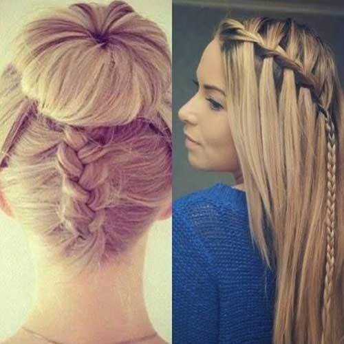 New Several Easy And Quick Hairstyles For Long Hair Ideas With Pictures