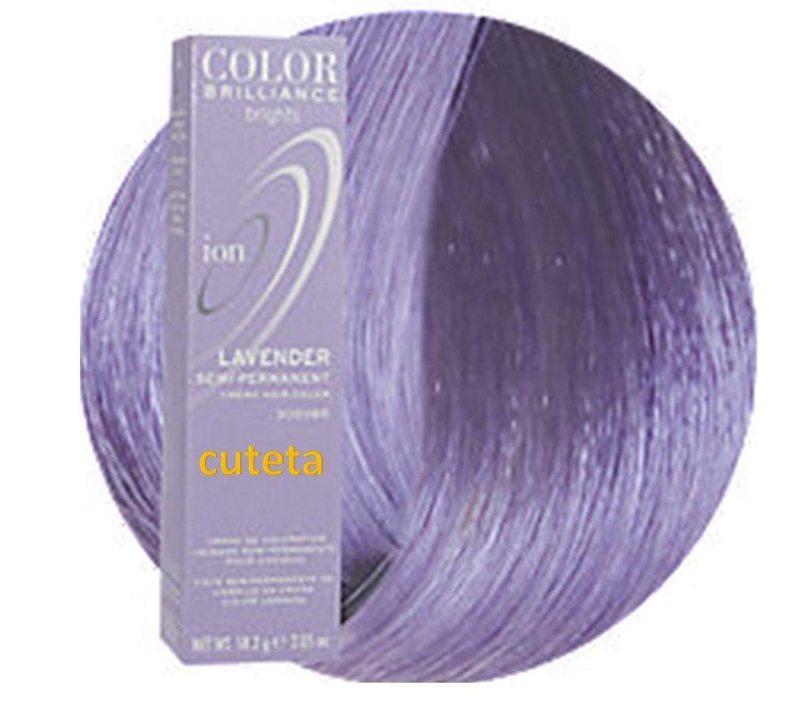 New Ion Color Brilliance Brights Semi Permanent Creme Hair Ideas With Pictures