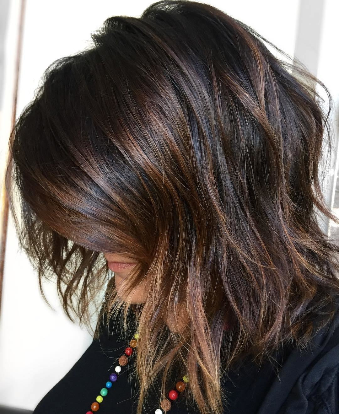 New 50 Chocolate Brown Hair Color Ideas For Brunettes Ideas With Pictures