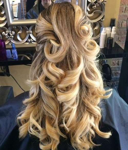 New Updates On 2017 Half Up Half Down Hairstyles Latest Ideas Ideas With Pictures