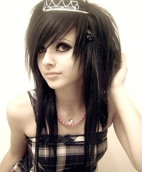 New Emo Hairstyles For Girls Top 10 Ideas Ideas With Pictures