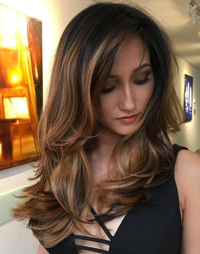 New 60 Most Beneficial Haircuts For Thick Hair Of Any Length Ideas With Pictures