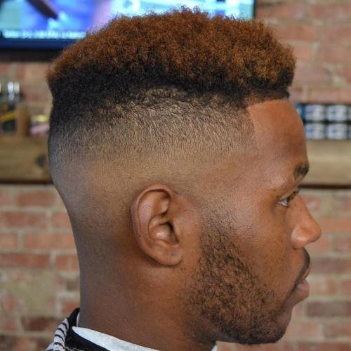 New 50 Stylish Fade Haircuts For Black Men In 2017 Ideas With Pictures