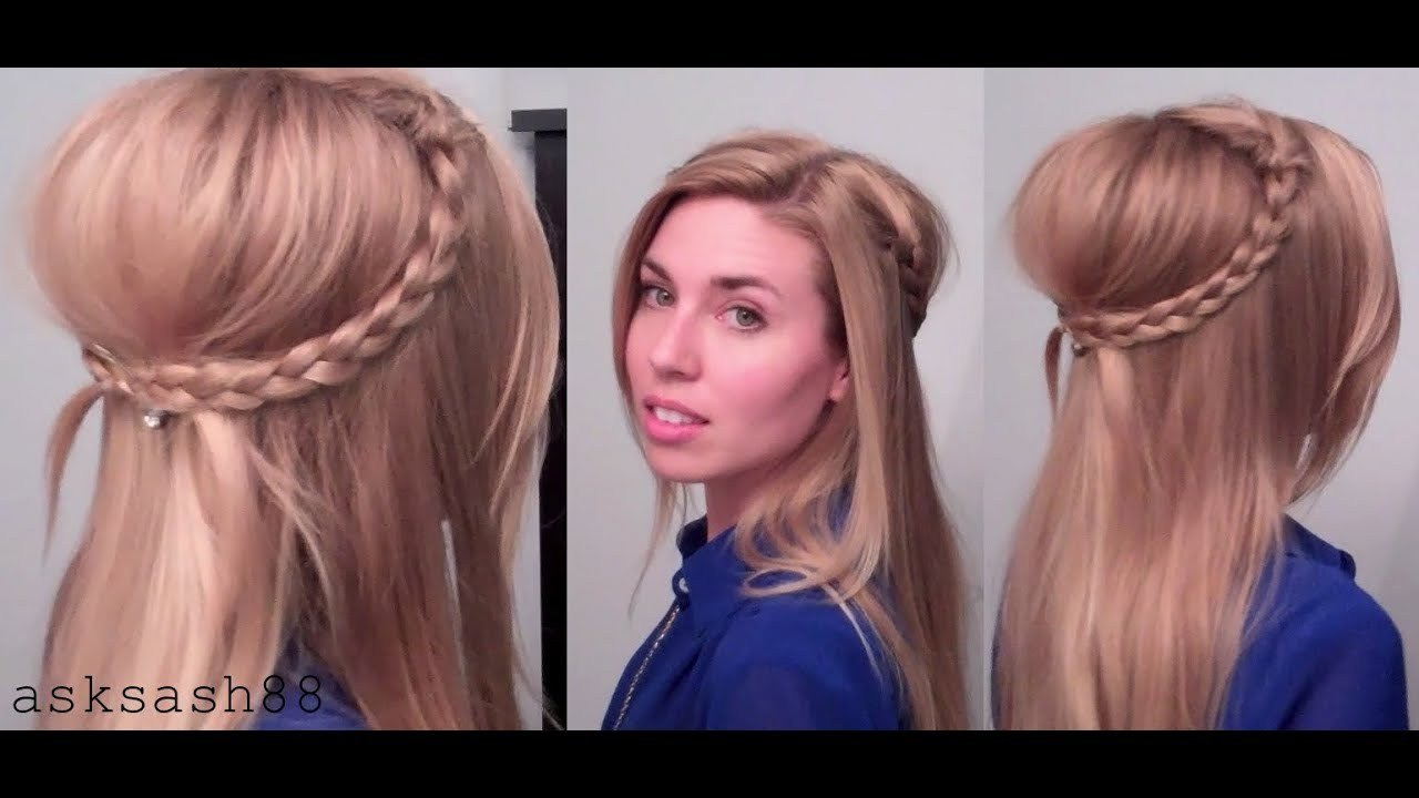New Bohemian 70 S Braids Easy Everyday Quick Hairstyles Ideas With Pictures