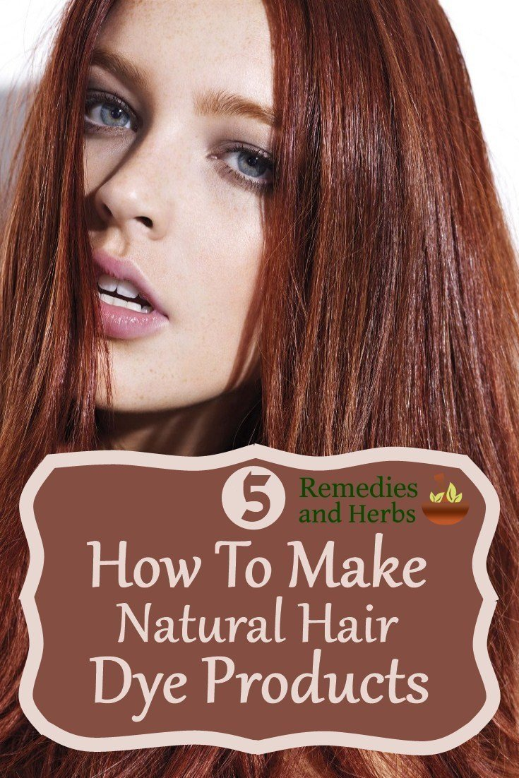 New How To Make Natural Hair Dye Products Diy Home Remedies Ideas With Pictures