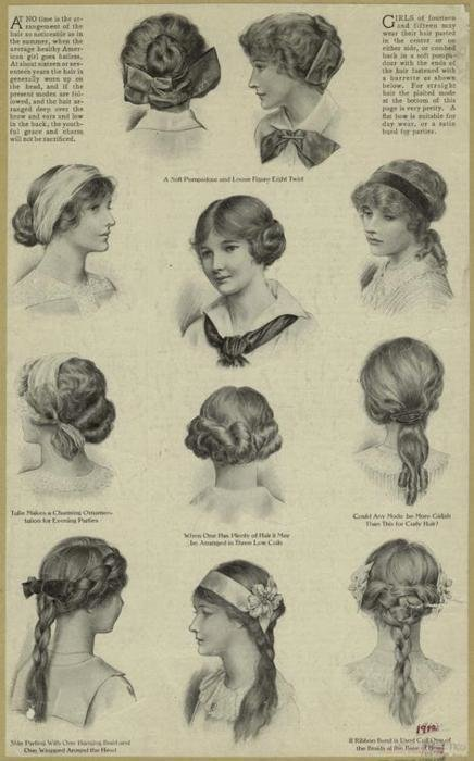 New 1910 Hairstyles Matthew S Island Of Misfit Toys Ideas With Pictures
