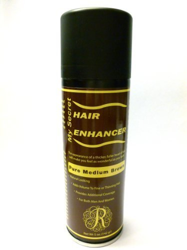 New My Secret Hair Enhancer Spray For Fine Or Thinning Hair Ideas With Pictures