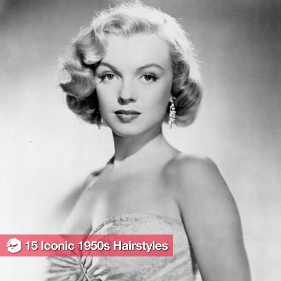 New Ijonkbojats Hairstyles Of The 1950S Ideas With Pictures